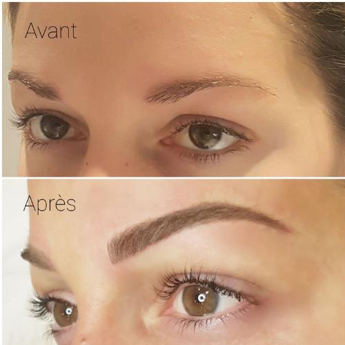 maquillage permanent Photo 2 -1ère ligne
